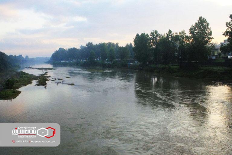 جاذبه های طبیعی روستای لشت نشاء بهشت گمشده گیلان