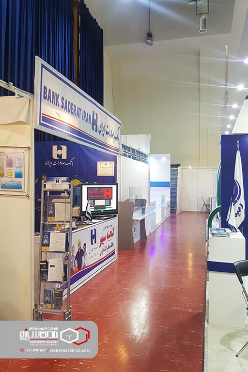 گزارش تصویری از نمایشگاه EIBEX 2019 منطقه آزاد انزلی