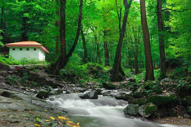آبشار لونک سیاهکل و جاذبه های گردشگری آن
