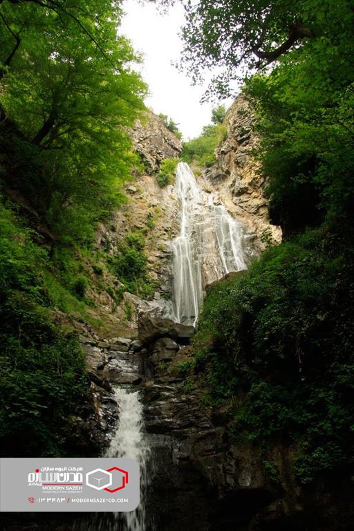 آبشار میلاش و جاذبه های دیدنی آن