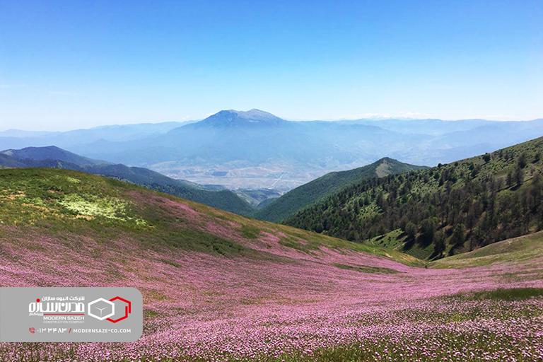 ییلاق سلانسر یکی از مناطق دیدنی و خاطره انگیز در استان گیلان