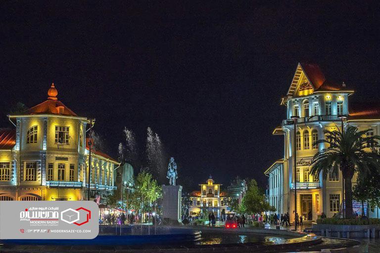 مهمترین شهرهای توریستی گیلان