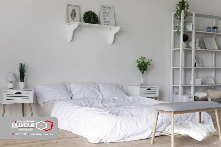 دیزاین داخلی ویلا به سبک اروپایی