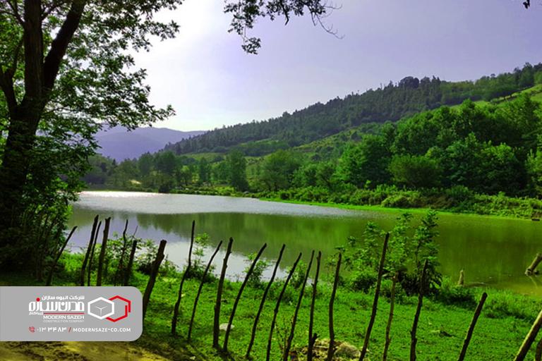 شهر رودبار ، معدن طلای سبز در استان گیلان