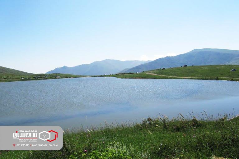 دریاچه خلشکوه رودبار و جاذبه های دیدنی آن