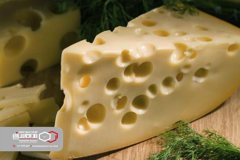 پنیر سیاهمزگی از جاذبه های گردشگری شهر شفت