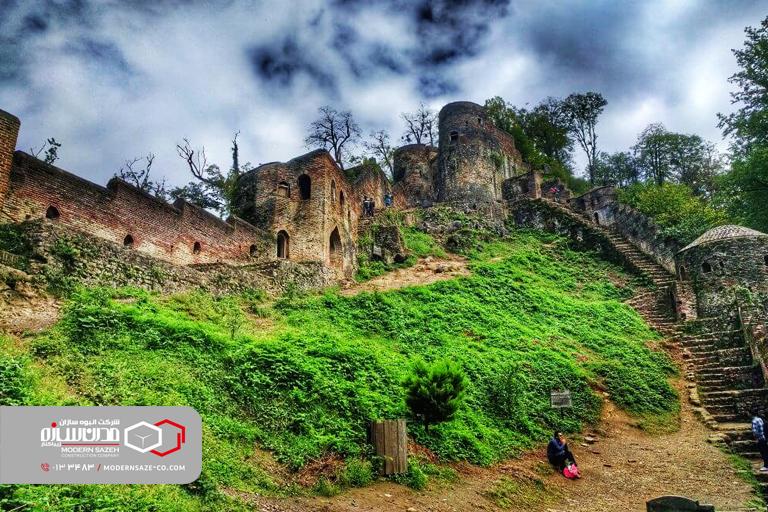 فومن شهری با قدمت چند هزار ساله
