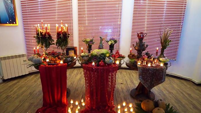 کلیپ مدرن سازه به مناسبت شب یلدا 1399
