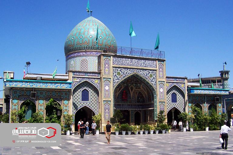 شهر زیارتی سیاحتی آستانه اشرفیه