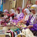 صنایع دستی ، دنیای پر نقش و نگار دست بافته ها