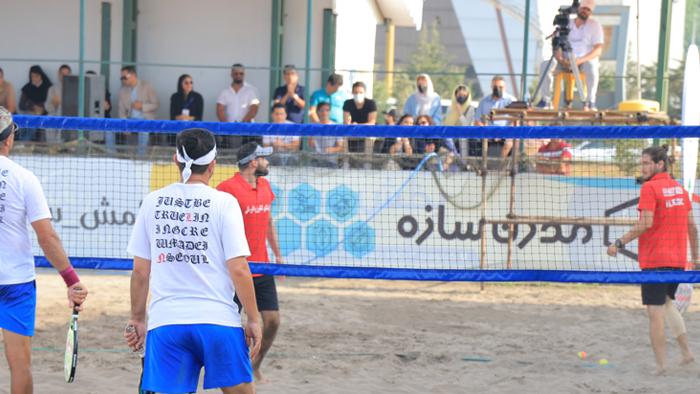 شرکت مدرن سازه اسپانسر اولین دوره مسابقات لیگ برتر تنیس ساحلی کشور _خرداد ۱۴۰۰